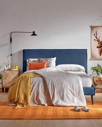 Bed Venla 160 x 200 cm blue