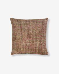 Κάλυμμα μαξιλαριού Boho 45 x 45 εκ, ροζ