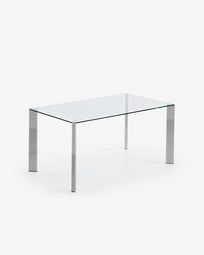 Τραπέζι Silver Spot 162 x 92 εκ
