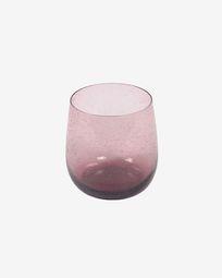 Pink Hanie glass