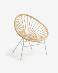 Natural Samantha armchair