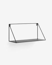 Teg shelf triangle 40 x 20 cm