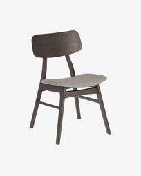 Καρέκλα Selia, φινίρισμα μελιάς