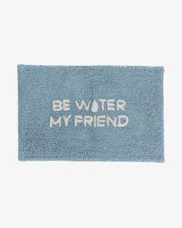 Nandi Be Water My Friend bath mat 40 x 60 cm