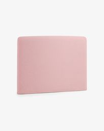 Pink Dyla headboard cover 108 x 76 cm