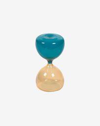 Brandina yellow and blue hourglass 15 cm