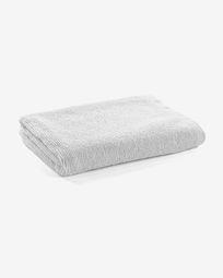 Μεγάλη πετσέτα μπάνιου Miekki, λευκό
