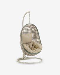Κρεμαστή καρέκλα με βάση Cira, πολύχρωμο