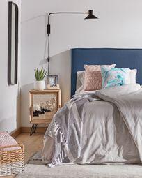 Bed Venla 90 x 190cm blue