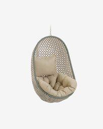 Κρεμαστή καρέκλα Cira, πολύχρωμο