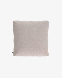 Galene beige cushion cover 45 x 45 cm
