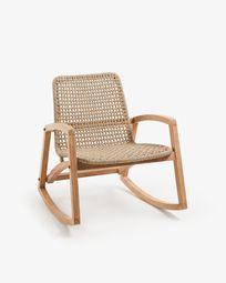Thana rocking chair FSC 100%