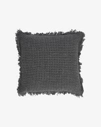 Κάλυμμα μαξιλαριού Shallow 45 x 45 εκ, γκρι