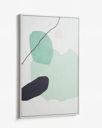 Πίνακας Xooc 60 x 90 εκ, πράσινος