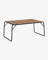 Τραπέζι Yukari 165 x 90 εκ
