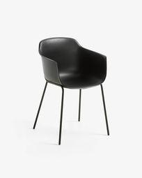 Καρέκλα Khasumi, μαύρο