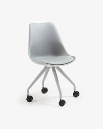 Καρέκλα γραφείου Ralf, γκρι