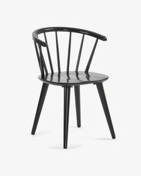 Καρέκλα Trise, μαύρο