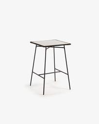 Τραπέζι Leora 70 x 70 εκ