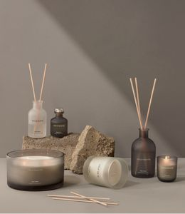 New candles and diffusers