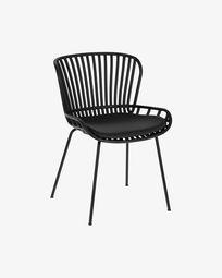 Καρέκλα Surpik, μαύρο
