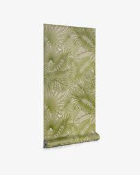 Tropic 10 x 0,53 m green wallpaper FSC MIX Credit