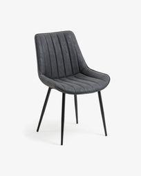 Καρέκλα Janis, γραφίτης