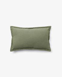 Κάλυμμα μαξιλαριού Lisette 30 x 50 εκ, πράσινο