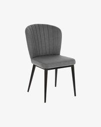 Madge light grey chair