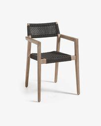 Καρέκλα Vetter, μαύρη FSC 100%