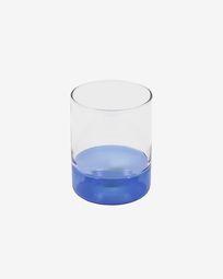 Ποτήρι Dorana, μπλε και διάφανο