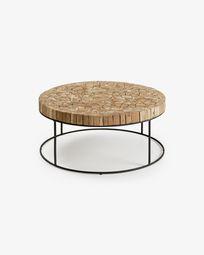 Solo coffee table Ø 80 cm