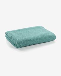 Μεγάλη πετσέτα μπάνιου Miekki, τυρκουάζ