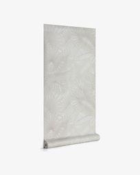 Tropic 10 x 0,53 m grey wallpaper FSC MIX Credit
